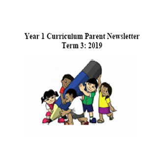 Year 1 Curriculum Update