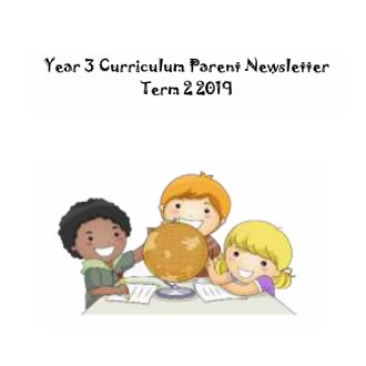 Year 3  Curriculum Update