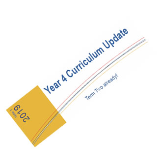 Year 4 Curriculum Update