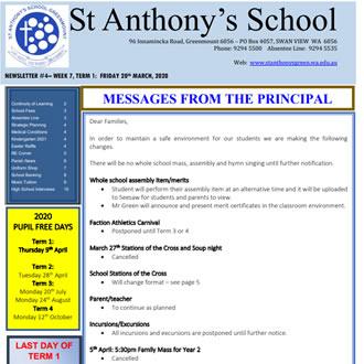 Newsletter 2020 – 04