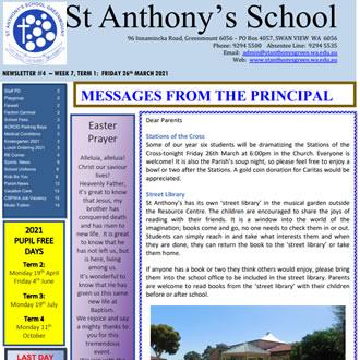 Newsletter 2021 – 04